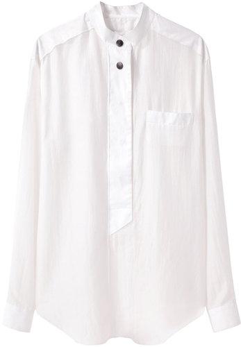 Proenza Schouler / Stand Collar Shirt