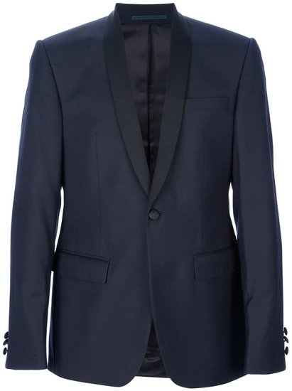 Mr Start shawl lapel dinner suit