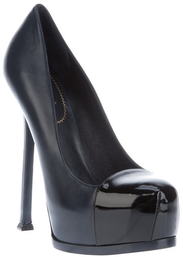 Yves Saint Laurent 'Tribtoo' pump