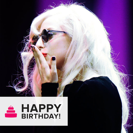 See Birthday Girl Lady Gaga's Top 20 Manicures