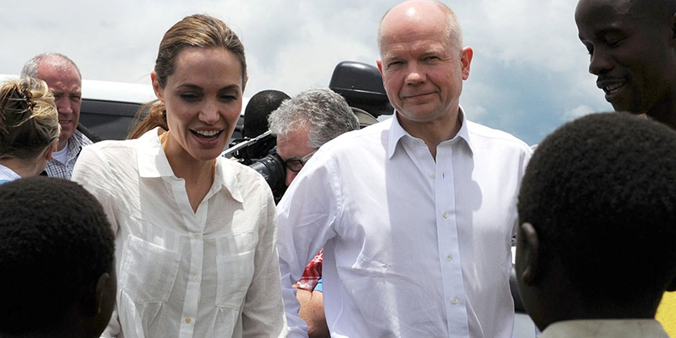 Video: Angelina in Africa, Marriage Equality Case in Supreme Court, and More Headlines!