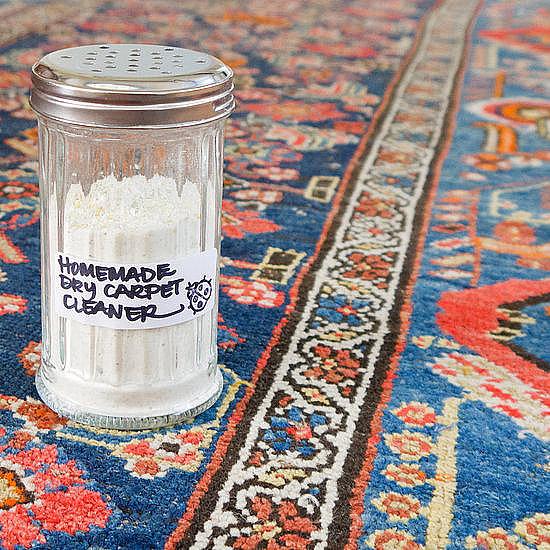 Dry Carpet Cleaner