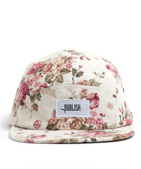 I plan to wear this Ralston five-panel camper hat ($44) with fun silk overalls, a tank, and my go-to canvas sneakers all Summer long.  — Meg Cuna