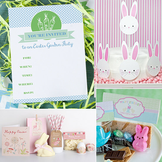 18 Printables For a Cute and Clever Easter Day!