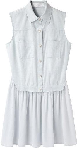 Thakoon Addition / Vested Dress
