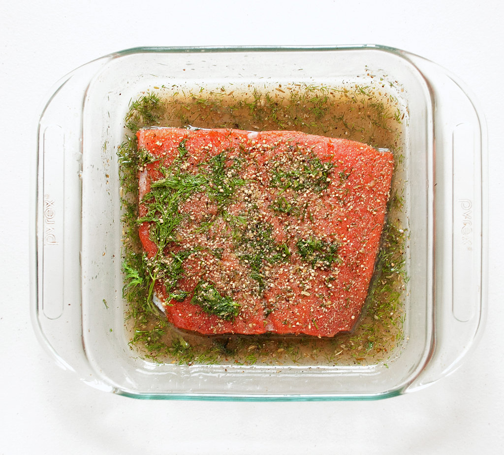 Let the Salmon Cure
