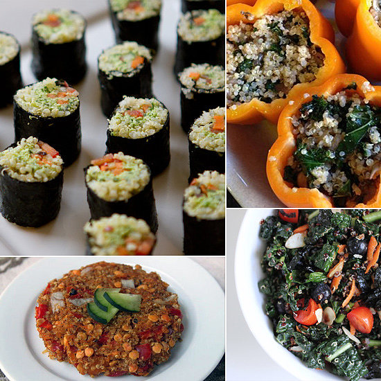Healthy Quinoa Recipes For Breakfast, Lunch, And Dinner