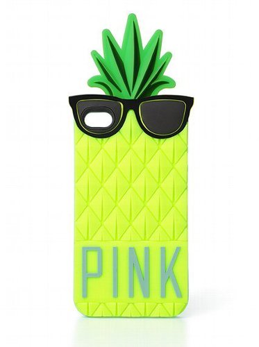 PINK Pineapple iPhone® Case