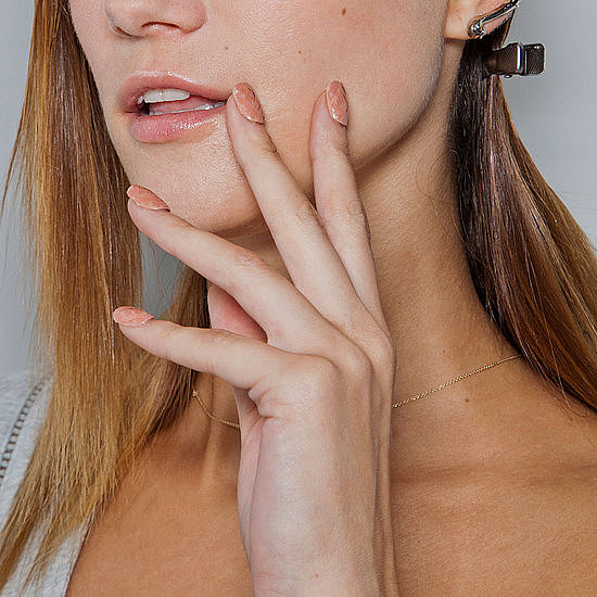 Nude nails are such a huge trend for Spring, but finding the perfect hue to match your skin tone can prove tricky. Nail artist Deborah Lippmann has an easy tip for picking your perfect nude polish.