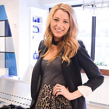Blake Lively Interview About Her Home With Ryan Reynolds