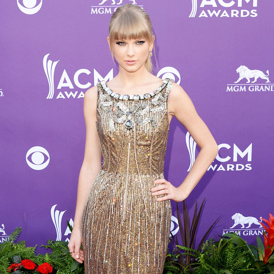 Taylor Swift on ACM Awards Red Carpet | 2013
