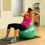 Strengthen Abs and Core With an Exercise Ball