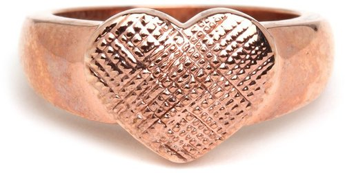 Tuleste Market Gold Heart Ring
