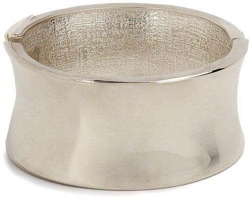 Silver Liquid Cuff