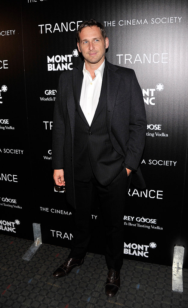 Josh Lucas attended the premiere.