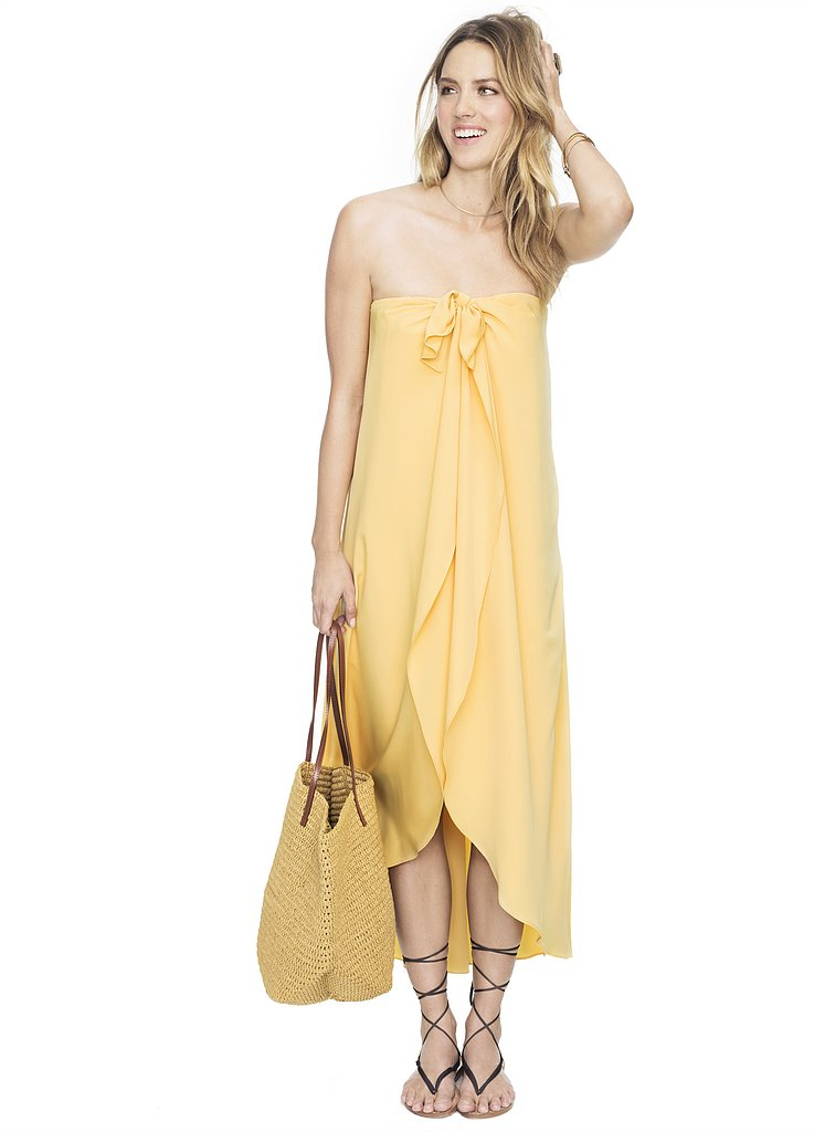 Hatch Tie-Front Dress