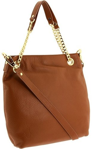 MICHAEL Michael Kors - Jet Set Medium Chain Shoulder Tote (Luggage) - Bags and Luggage