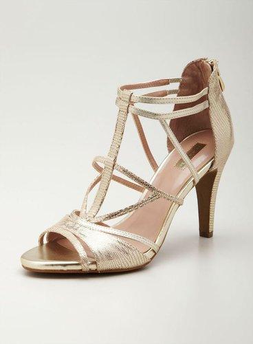 Tahari Strappy Open Toe Sandal
