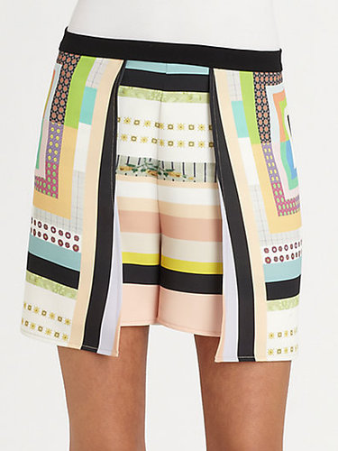 Clover Canyon Urban Quilt Shorts