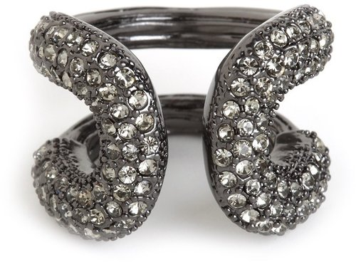 Giles & Brother Pave Athena Ring