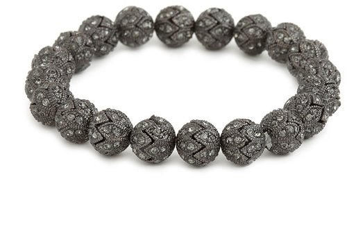 Noir Alexei Bead Bangle