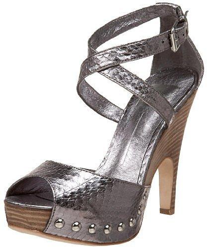 Brown Platform Sandals