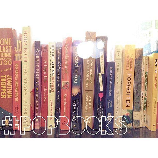 Our POPSUGAR Love & Sex bookshelf is filling up!