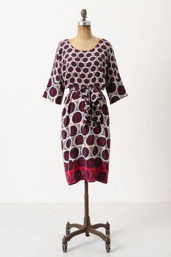 Cinched Circles Dress
