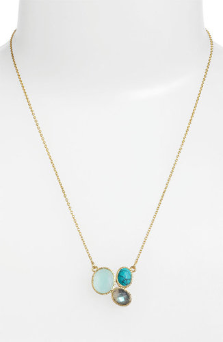 Argento Vivo 'Bauble Bar' Cluster Pendant Necklace (Nordstrom Exclusive)