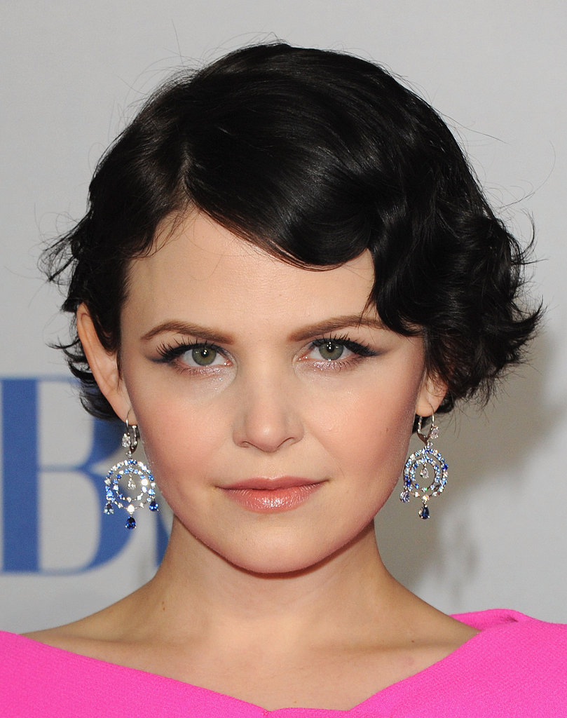 Ginnifer Goodwin has been committed to short hair, and she's proven how versatile a cropped length can be. Here, she wore her hair with piecey finger waves and a side part.
