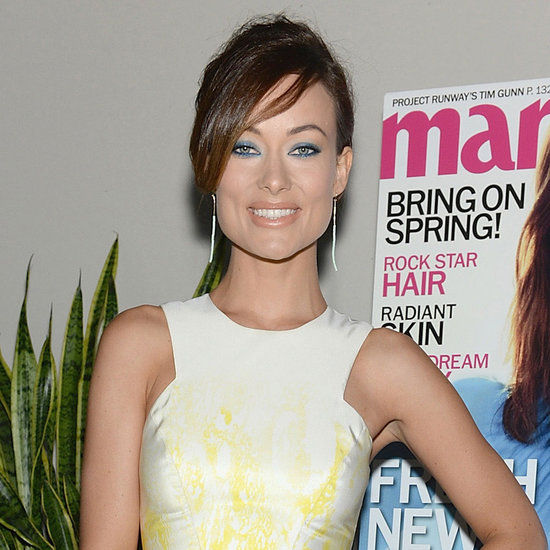 Olivia Wilde at Marie Claire Party   Photos