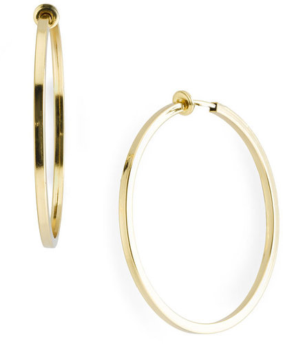 Nordstrom Hoop Clip Earrings