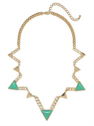 Zigzag Triad Collar