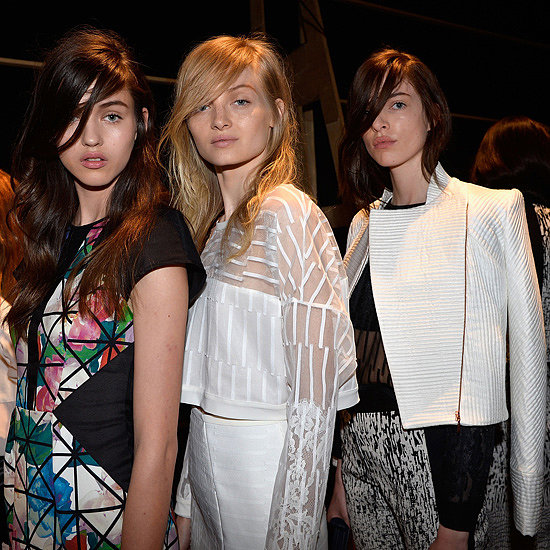 Runway Review & Pictures: Ginger & Smart SS 2014 MBFWA Show