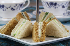 How to Prevent Tea Sandwiches From Drying Out