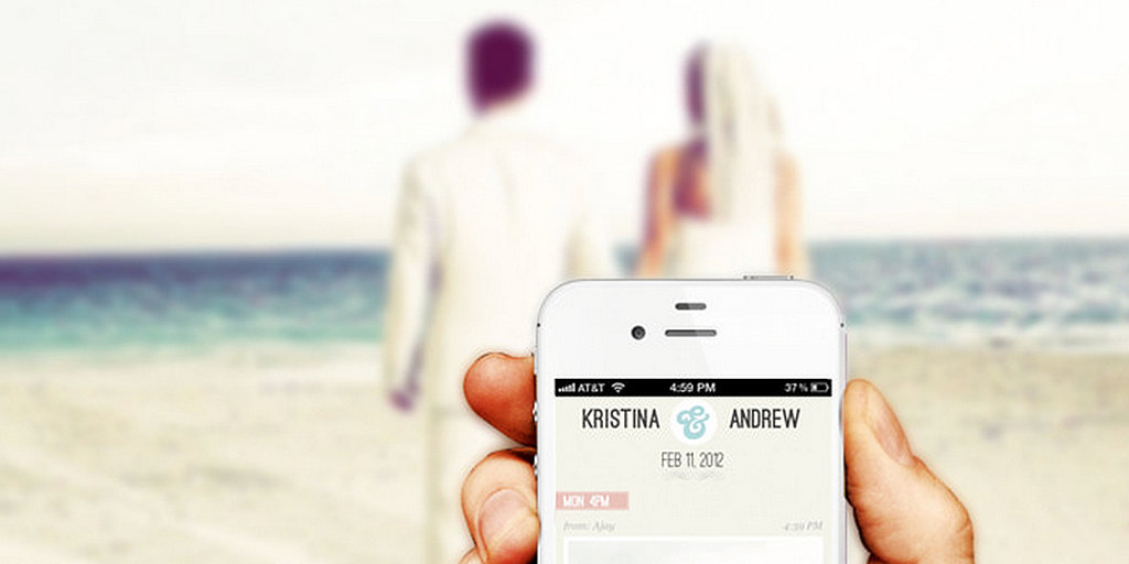 The One App Every Wedding Guest Needs
