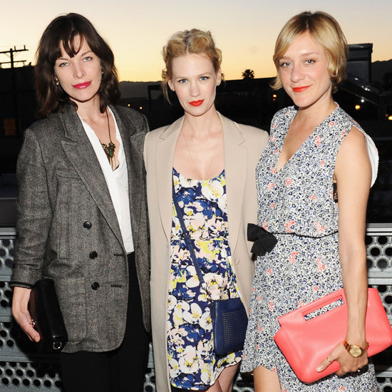 January Jones, Hailee Steinfeld and More Hit Coach's Benefit