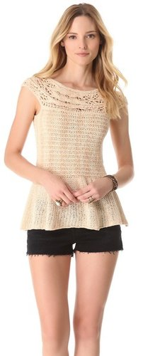 Free people Lollipop Pullover