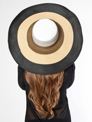 Multicolor Floppy Summer Hat