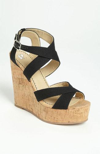 BP. 'Erika' Wedge Sandal