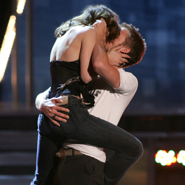 MTV Movie Awards Best Kiss Winners