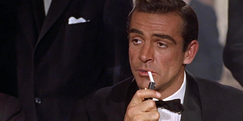 James Bond's Guide to Pickup Lines