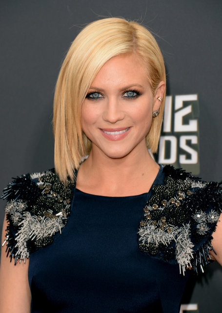 Pictures of Brittany Snow at 2013 MTV Movie Awards