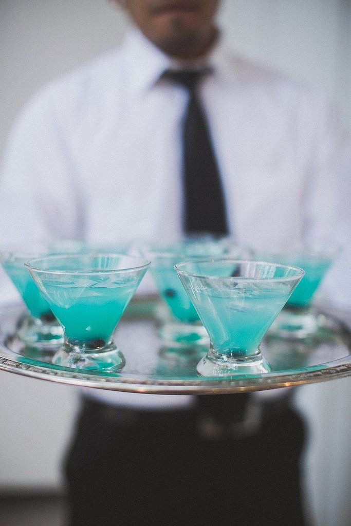 Something Blue Cocktail