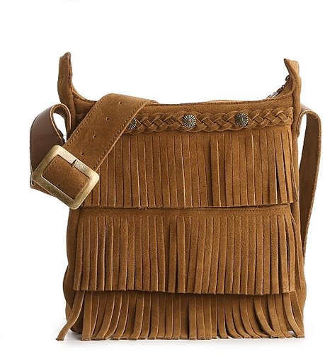 Minnetonka Fringe Cross Body Bag