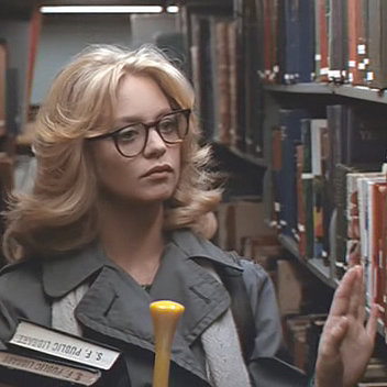 Sexy Librarians in Pop Culture