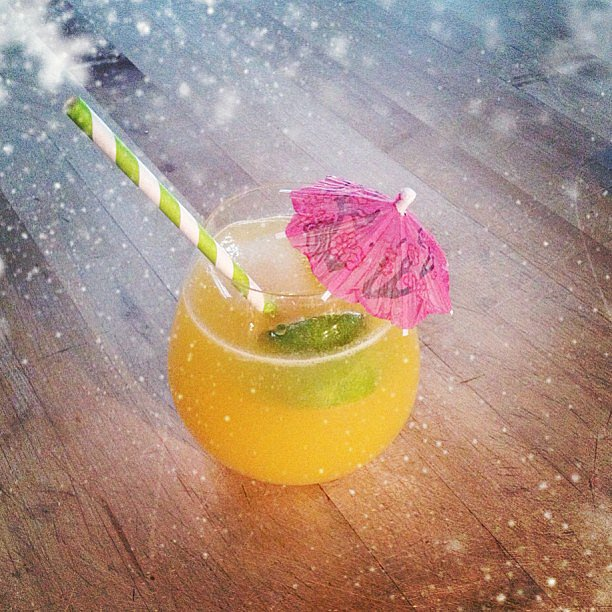 Springtime Cocktail