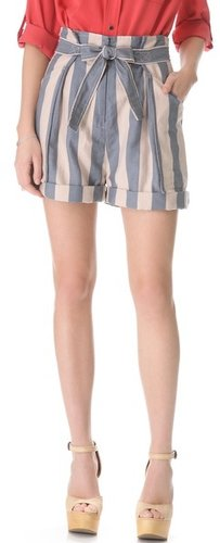 Marc by marc jacobs Debbie Stripe Shorts