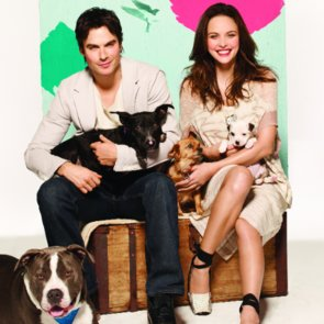 Ian Somerhalder Collaborates With Josie Maran For Earth Day