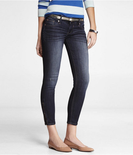 Stella Ankle Zip Jean Legging